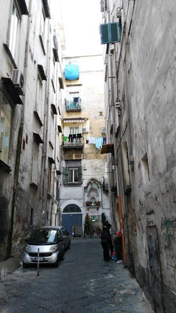 Vico Lammatari-Rione Sanità-Napoli