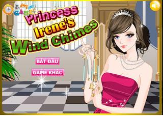 Game công chúa chuông gió đáng yêu nhất