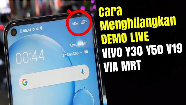 Cara Unlock Hp Demo Live Vivo Y30, Y50 V19 Menggunakan Mrt Dongle Versi 3.57 Tested 2020