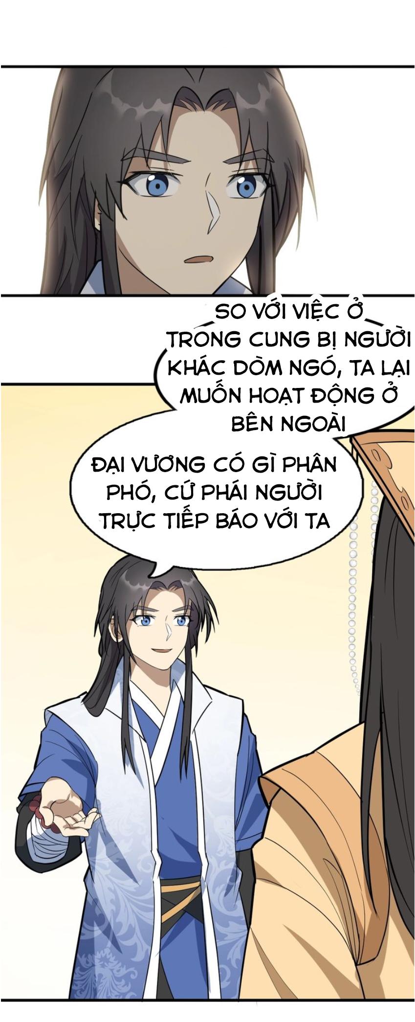 Đại Nghịch Chi Môn Chapter 56 video - Hamtruyen.vn