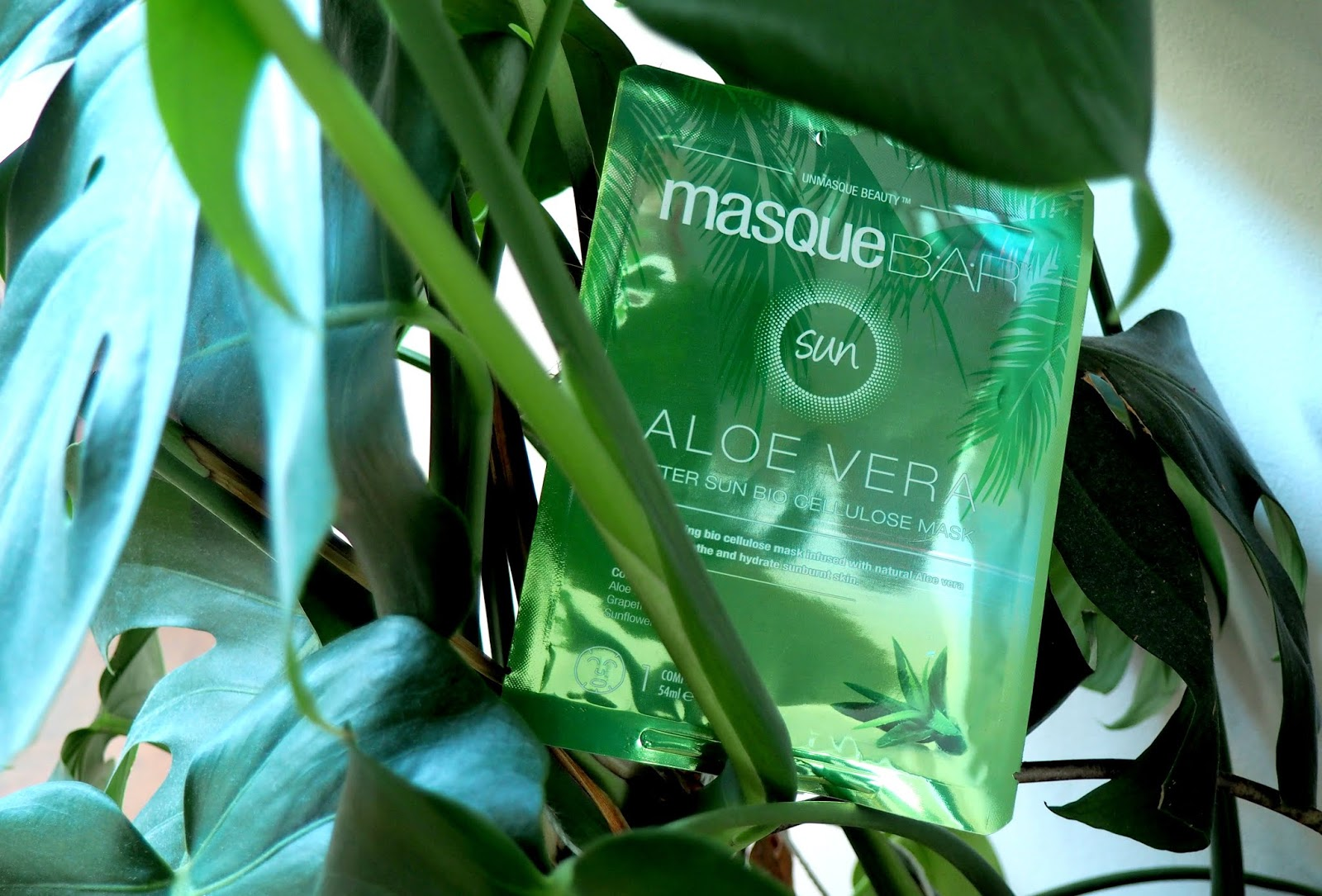 Masque-Bar-Aloe-Vera-After-Sun-Bio-Cellulose-Mask-review