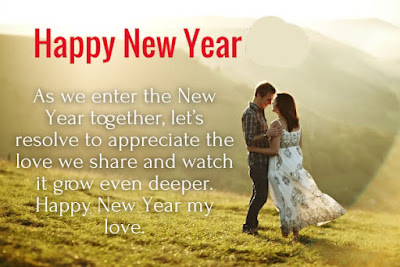 Happy new year love pic