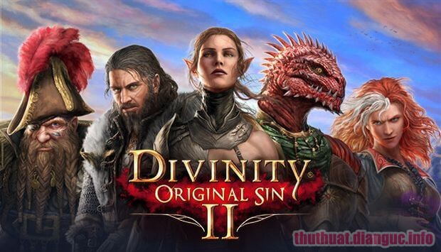 Download Game Divinity Original Sin 2 Full Crack