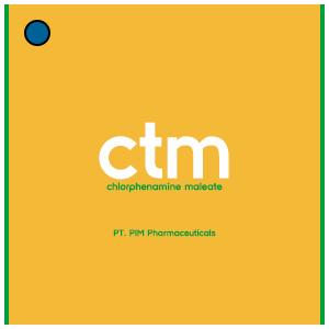 CTM Tablet, Obat Untuk Alergi Gatal-Gatal (Antihistamin)