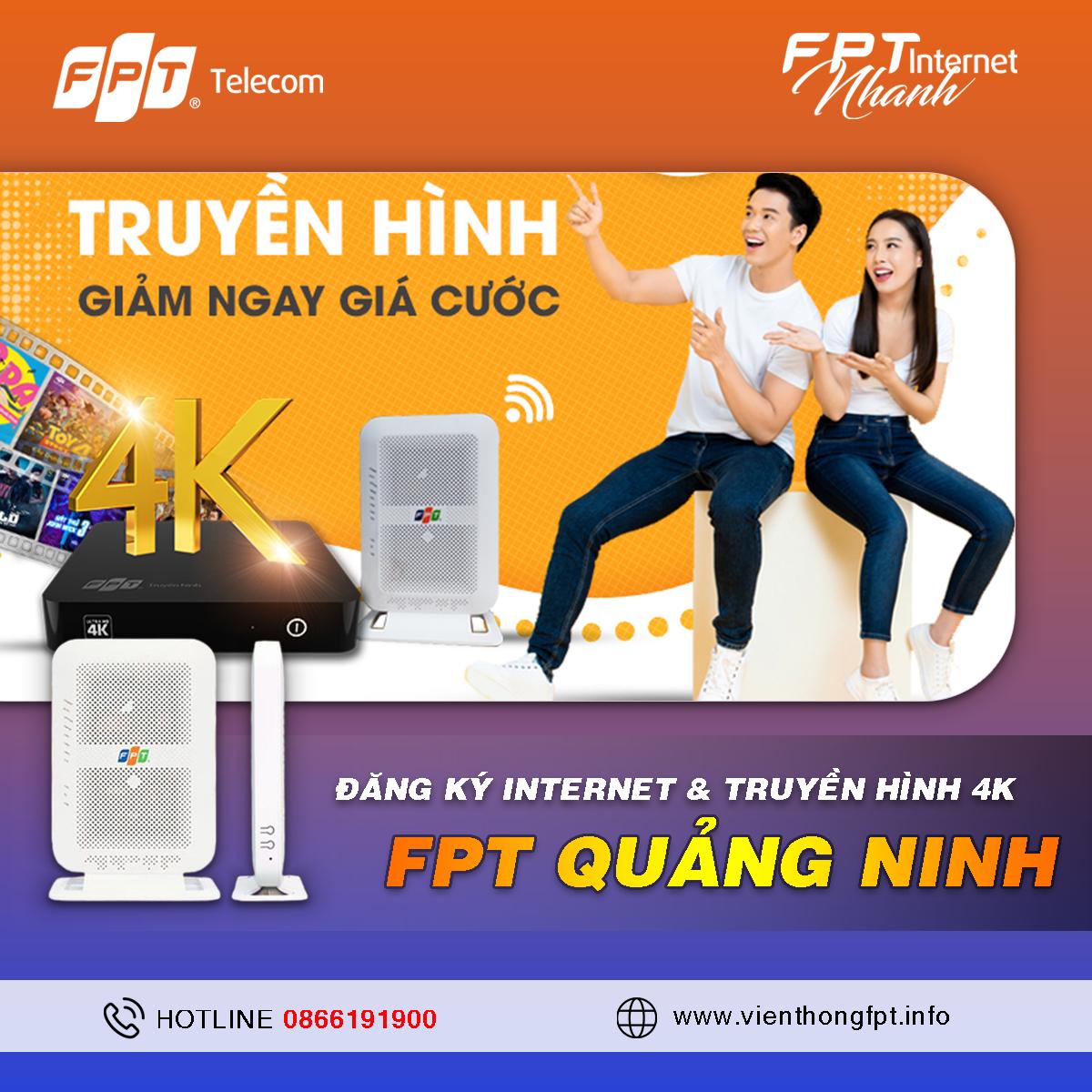 Tổng đài Đăng ký Internet FPT tại Quảng Ninh
