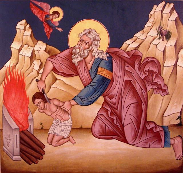 Prophet-Ibrahim-Sacrifices-Son-Ismail