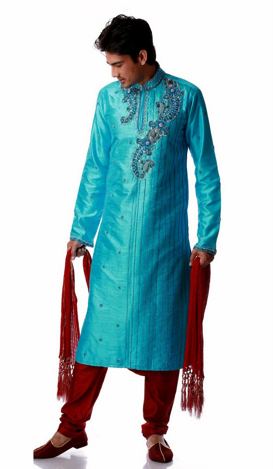 Wedding Sherwani And Kurta Pajama Collection 2012 | Indian Sherwani ...