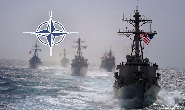 حلف شمال الأطلسي 'الناتو' يستعد لعملية عسكرية كبرى في ليبيا .. و7 سفن حربية تحاصر سواحل تونس والجزائر !
