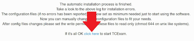 Tutorial Instalasi Aplikasi CBT TCExam di Hosting