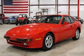 1983-92 Porsche 944
