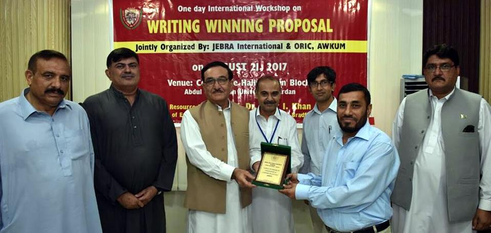 dr qadir bakhsh baloch research proposal
