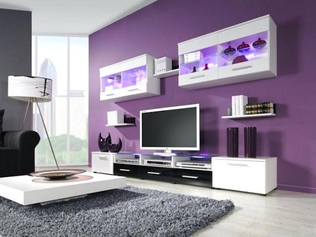 couleurs apaisantes pour salon