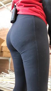 Bonita chica calzas