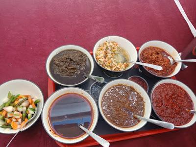 review makan murah Ancol di Ayam Tepi Laut