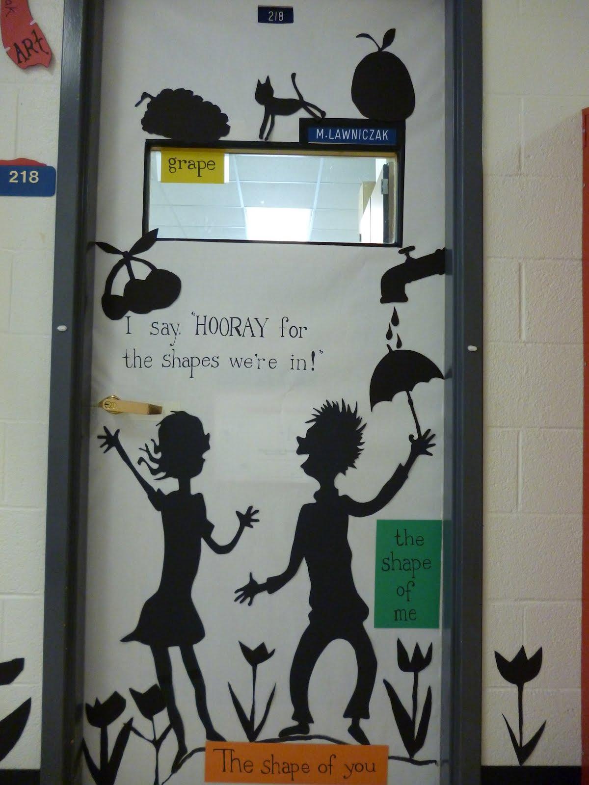 Seuss Week... Door Decorating Contest
