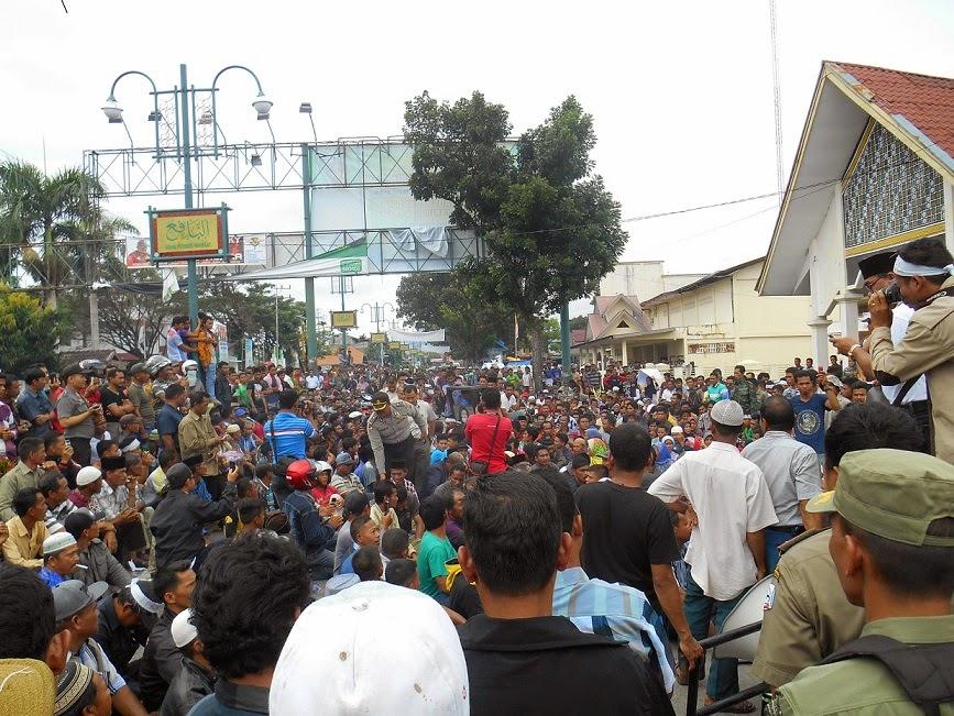 Konflik TNGL Tak Selesai, Petani Desak Segerakan Provinsi ALA