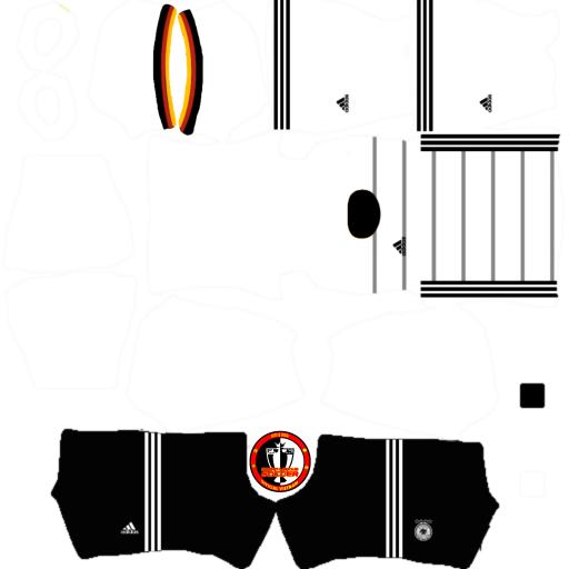 Kits Đức Germany 2021 - Dream League Soccer 2021