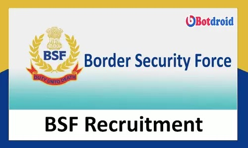 BSF Recruitment 2021, Apply Online for Paramedical, Nursing, Air Wing Jobs in BSF