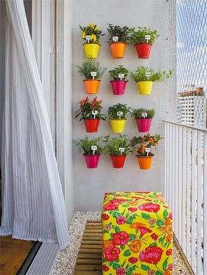 Small Balcony 5
