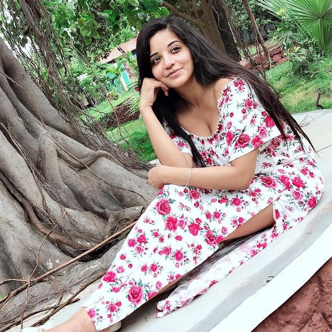 Bhojpuri actress Monalisa goes the 'natural way,' see photo