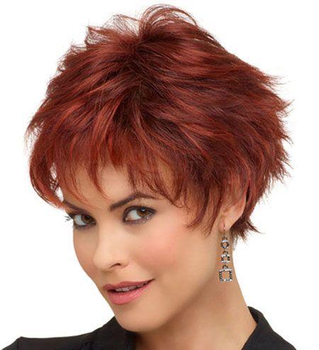 aqu las mejores imgenes de lindos cortes de pelo corto en capas para mujerescomo fuente de inspiracin