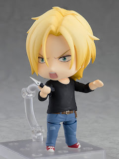 "Nendoroid Ash Lynx de ""Banana Fish"" - Good Smile Company"