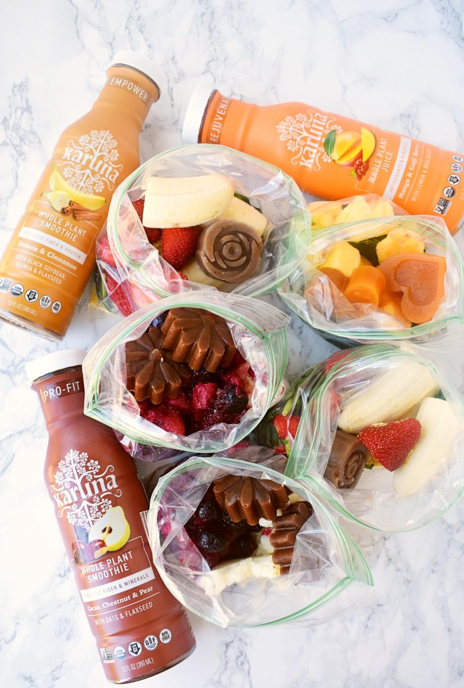 Healthy Smoothie Packs