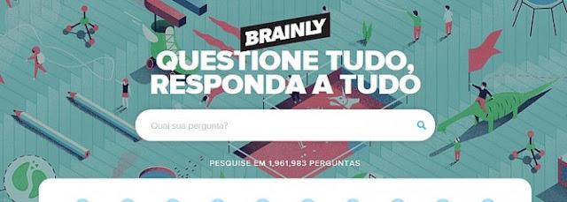 BRAINLY: Questione tudo, Responda a tudo
