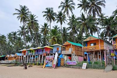 Famous Beach In Goa