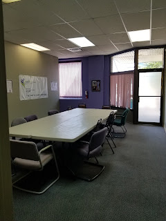 Lets fill this room every 3rd Thusday of the month between Sept and June!