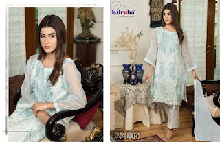 Unstitched Kilruba Jannat Formal Collection Fleetworkers
