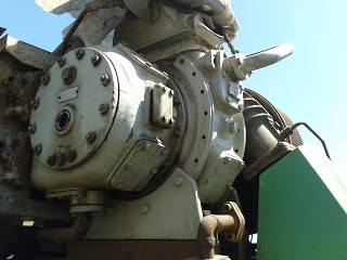 Turbocharger, BBC, VTR 161, used, reconditioned, second hand