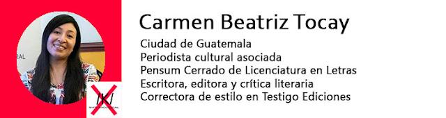 Carmen Beatriz Tocay