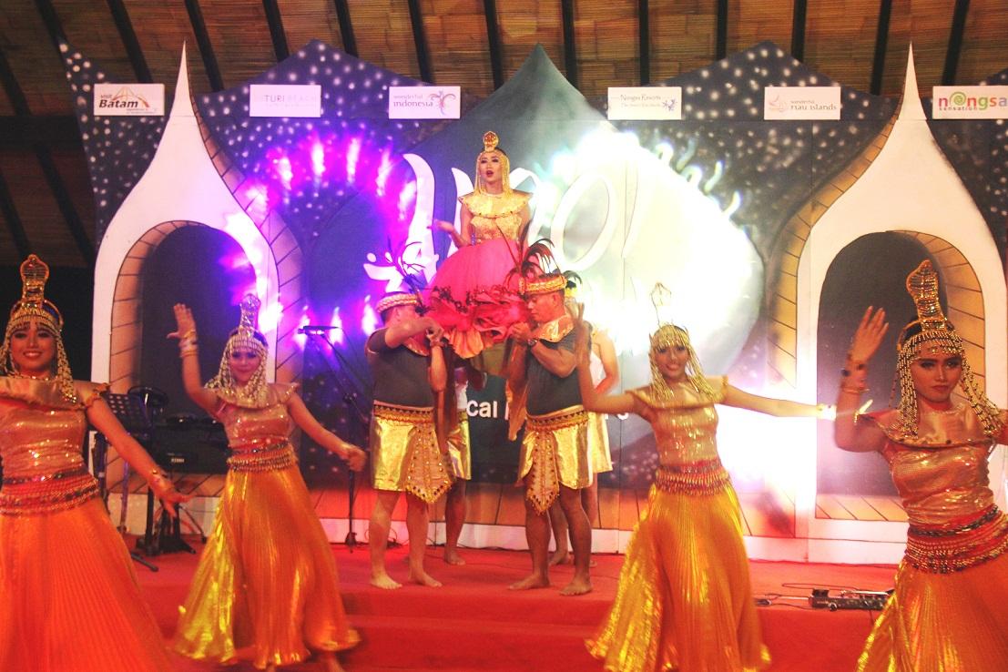 "Pesta ""1001 Malam"" menyambut Tahun Baru 2018 di Turi Beach Resort"