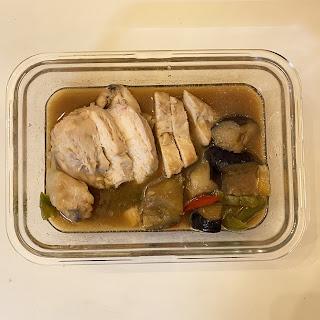レンチン料理,鶏胸肉