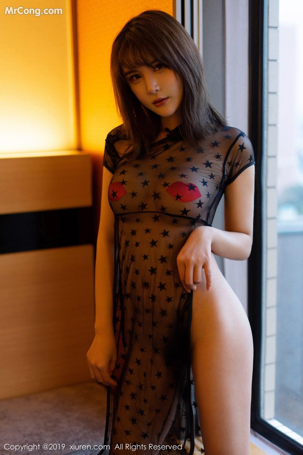 XIUREN No.1704: Emily顾奈奈 (44P)