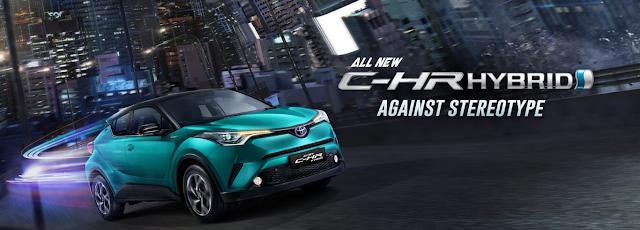 Toyota sebagai produsen otomotif asal Jepang yang telah dikenal lama menghadirkan berbaga Spesifikasi dan Keunggulan C-HR Hybrid Indonesia Terbaru