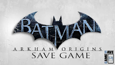 batman arkham origins 100 save file PC