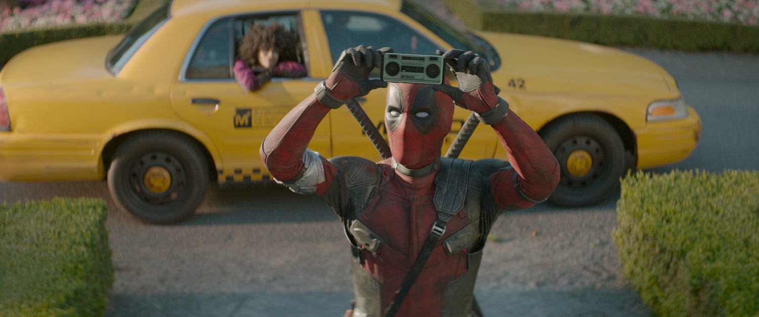 DEADPOOL 2 - pelicula
