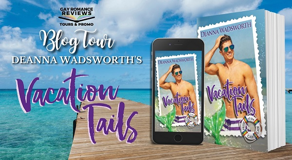 Vacation Tails by Deanna Wadsworth Blog Tour