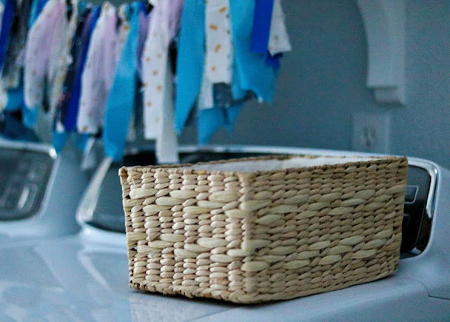 athomewithjemmablog, expert, homemaker, refresh, laundry, organization, baskets, tips