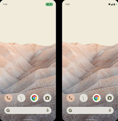 First Look At Upcoming Android 12 OS