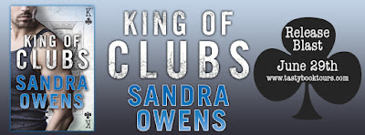 Release Blast & Giveaway: King of Clubs by Sandra Owens
