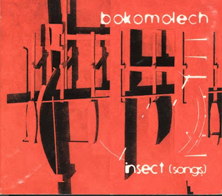 Bokomolech - INSECT (SONGS) (1997)_front