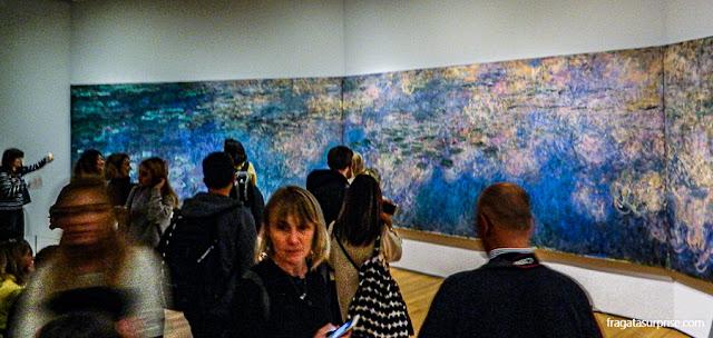 """""""Ninfeias"""", de Monet, no MoMa de Nova York"""