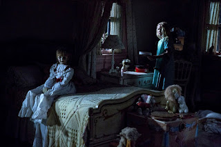 annabelle creation: nuevo trailer y poster de la secuela