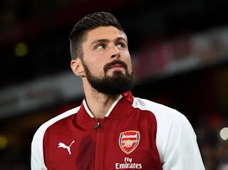 Sport: Arsenal ready to sell Giroud to Chelsea for £35m