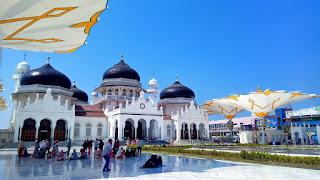 Banda Aceh Kota Paling Nyaman