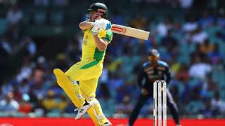 Aaron Finch 114 vs India Highlights
