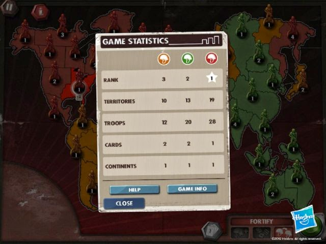 Risk 2012 Screenshot 1